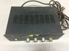 Used Dukane Solid State Pa Amplifier 1A1420