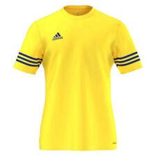 Abbigliamento sportivo gialli marca adidas per bambini dai 2 ai 16 anni