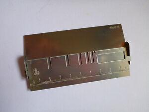 RADU BRINZAN RB PRODUCTIONS RB-T001 ''FLIP-R10'' PHOTO-ETCH FOLDING TOOL