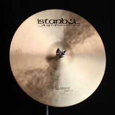 """Istanbul Agop 16"""" Traditional Light Hi Hats - 1121g/1289g (video demo)"""