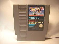 nintendo NES KUNG FU  european version    jeux nes