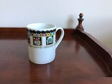 One 2001 Mary Engelbreit Love Home Family Friends White Mug Cup