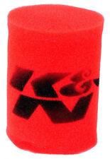 "25-1770 K&N Air Filter Foam Wrap PRECLEANER WRAP 3-3/4"" X 6""L (KN Accessories)"