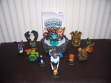 SKYLANDERS Spyro's Adventure: Wii Starter Pack with DONGLE & 10 extra Figures