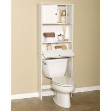 Over The Toilet Bath Wood Storage Organizer Cabinet Space Saver Bathroom 23 inch