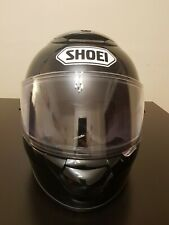 Shoei Qwest TZ/X Black Full Face Motorcycle Helmet XS 53-54 cm RRP £299