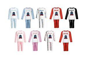 Thomas The Tank Personalised Pyjamas with name - 8 Styles available