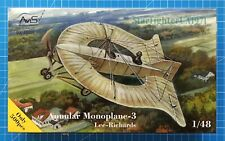 1/48 Lee-Richards Annular Monoplane-3 (AviS BX 48001)