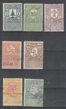 Estonia set of revenues 1923 fiscal