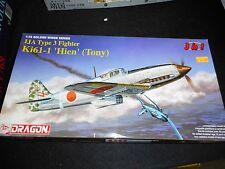 "Dragon - IJA Type 3 Fighter Ki61-1 ""Hien"" (Tony) (1:72)"