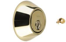 Yale Locks P5211PB Security Deadbolt - Polished Brass Finish