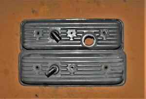 GT4K21901 OMC 4.3L Valve Cover Set Port & Starboard PN 0912972 Fits 1987-1993