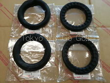 Corolla CP Coupe AE86 Rear Coil Spring Insulator Upper & Lower set Genuine Parts
