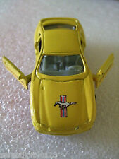 TOOTSIETOY YELLOW FORD MUSTANG  GT 1.64