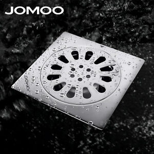 JOMOO Bathroom Automatic Close And Open Drain With Removable Floor Drain Cover