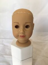 American Girl Tenney mold head. Parts, Repair, Custom