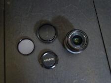 MINOLTA AF 2.8/28mm, Lens Sony AF top! vintage