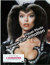 12 Photos Cinéma 22.5x28.5cm (1979) L'HUMANOÏDE Richard Kiel, Corinne Cléry TBE