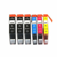 Cyan Remanufactured Printer Ink Cartridges for HP