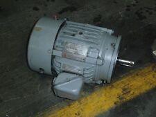 U.S. Electrical Motors 3Hp, 1775Rpm, 213 Frame, 3-Phase Ac Motor Type Jde