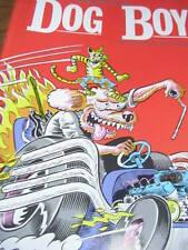 DOG BOY Comic - Vol 2 - No 10 - Date 04/1988 - a Fantagraphics Comic