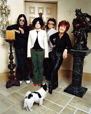 Osbournes, The [Cast] (13748) 8x10 Photo