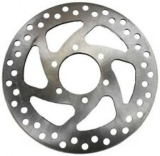 160mm Rotor (6-bolt, 37mm I.D) 3mm thick for Stand up Gas & Kid electric scooter