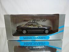 MINICHAMPS 3414 MERCEDES BENZ 300 CE 24 COUPE - BORNITE 1:43 - GOOD IN BOX