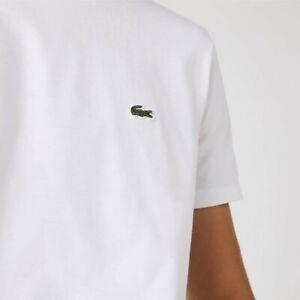 Lacoste Herren-Rundhals-Shirt aus Pima-BaumwolljerseyUVP: 55€