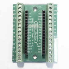 Arduino Nano V3.0 Terminal Adapter I/O PCB Shield mit Schraubklemmen