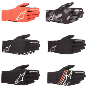 2020 Alpinestars Reef Street Motorcycle Riding Gloves - Pick Size & Color