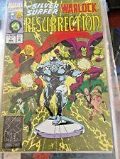 Silver Surfer Warlock Resurrection #1 (1993) Marvel Comics