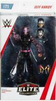 Jeff Hardy - WWE Elite 71 Mattel Toy Wrestling Action Figure (C)