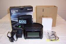 iHome iBt230 Bluetooth Dual Alarm Clock Radio w/ Speaker phone, Usb Charging