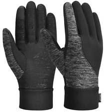 Unisex Winter Gloves Cycling Gloves Running Gloves Touch Screen Driving Gloves A