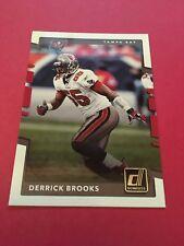 Derrick Brooks Buccaneers 2017 Donruss  #255