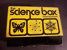 "Vintage ""The Science Box"" Educational Insights Teacher Resource Box Home School"