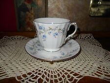 Vintage  High Tea English Bone China Stoke-On-Trent Tea Cup Set Coffee Cup Set