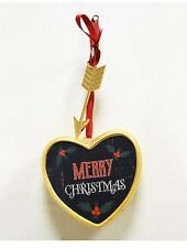 Art a Gram 'Merry Christmas' Hanging or Tabletop Collectible Heart