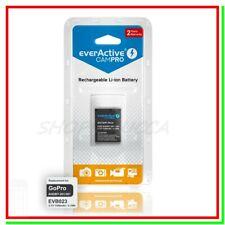 Batteria GoPro Hero 3 Pila Ricaricabile Litio 3,7v 1100mah Action Cam AHDBT-301