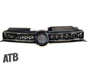 Calandre Grille Pour VW Golf GTD VI 6 Neuf