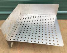 Stainless Steel Underbar Corner Drainboard Sink Drain Board Perforated Insert