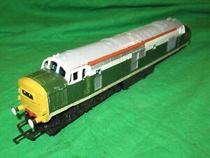 Triang Hornby OO gauge BR Class 37 Diesel incomplete for spares/repair