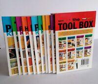 Tool Box DIY Books Dad Gift New Christmas Handyman Reference