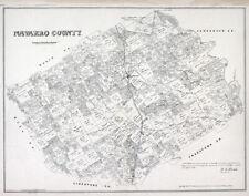 1861 SLAVE MAP NAVARRO HENDERSON LIMESTONE McLENNAN CORYELL LAMPASAS COUNTY TX