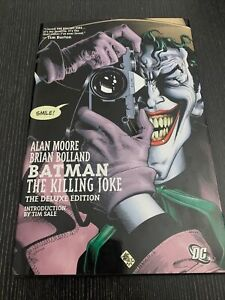 KILLING JOKE da Brian Bolland e Alan Moore (2008, copertina rigida, Deluxe)