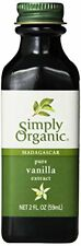 Simply Organic Vanilla Extract Certified Organic 2-Ounce Container