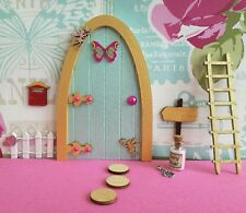 fairy door fairy dust, fence, post box ladder,can personalise,