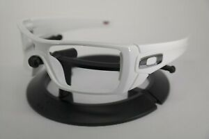 NEW Oakley Batwolf Frame Polished White - Chrome Icon OO9101 ONLY FRAME Genuine