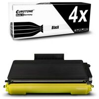 4x Eurotone Cartucho Compatible para Brother DCP-8085-DN HL-5380-D HL-5380-DWLT